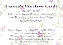 Creative Cards evening